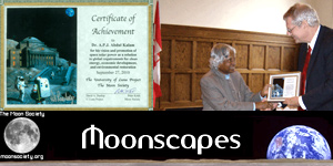 Moon Scientific Understanding | RM.